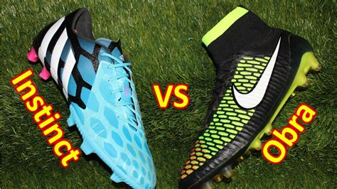 imagenes nike vs adidas nike magista obra vs adidas predator instinct comparison
