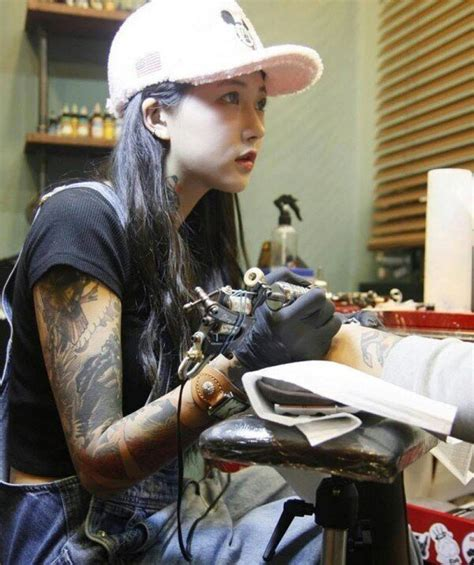 tattoo artist in korea tattoos in south korea look amino