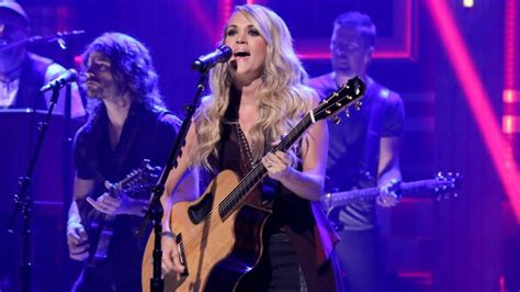 Carrie Underwood Isnt Into Cowboys by Concerts Coming To Boston Parkeasier