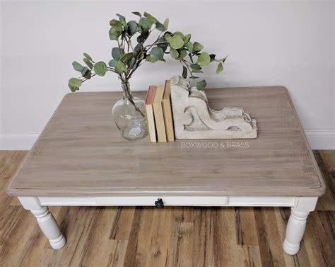 farm table van dreamy farmhouse coffee table in antique white general