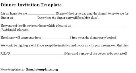 dinner invitation email template corporate dinner invitation email template templates