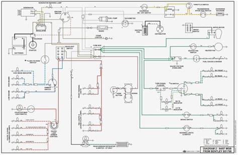 mgb alternator conversion wiring diagram wiring diagram