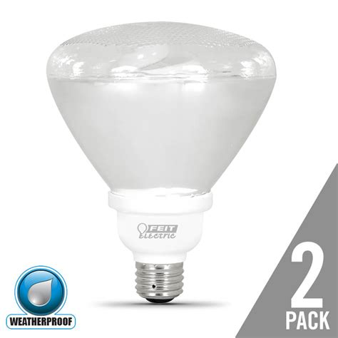 dimmable cfl light bulbs 1200 lumen white dimmable cfl feit electric