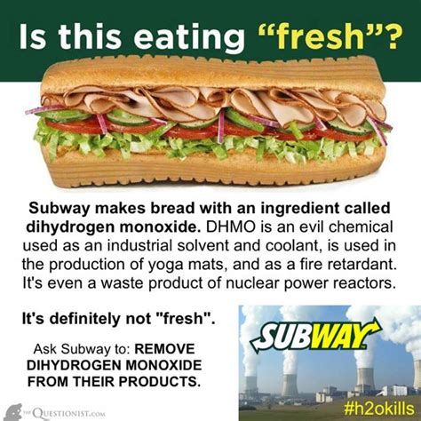 dihydrogen monoxide funny 17 best images about dhmo on pinterest bottle groundhog