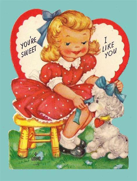 vintage valentines free vintage digital sts free vintage valentines