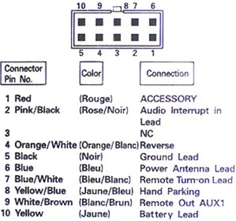 alpine equalizer wiring diagram alpine free engine image