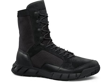 Oakley Si Light Patrol 8 Tactical Boots Leather Black S
