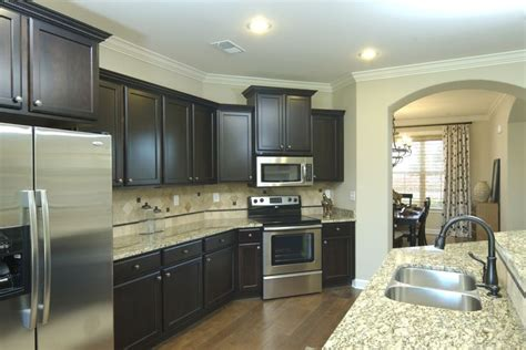 kitchen cabinets memphis tn regency homebuilders open concept living and kitchen