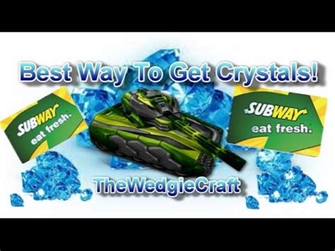 Tanki Online Gift Cards - tanki online best way to get crystals 2016 youtube