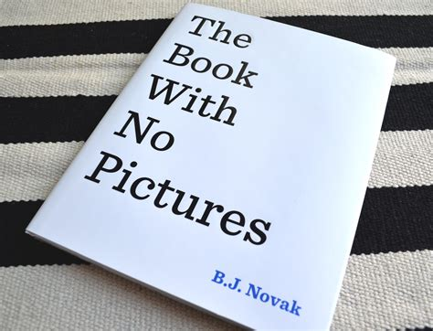 the book with pictures the book with no pictures kidolo