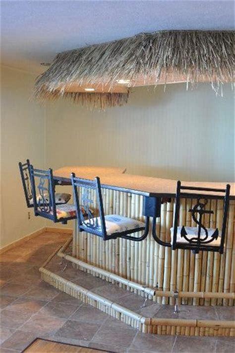 Tiki Hut Bar Ideas Indoor Tiki Bar For The Home Mosaics Bar