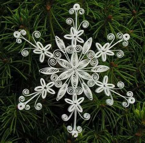 Handmade Ornament Ideas Adults - quilled paper crafts for and adults amazing handmade