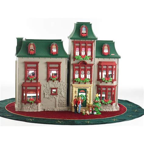 christmas doll house dollhouses for christmas jenn unplugged