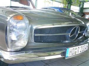 Auto Anmelden Versicherung Andere Person by Mb 280 Sl Silber