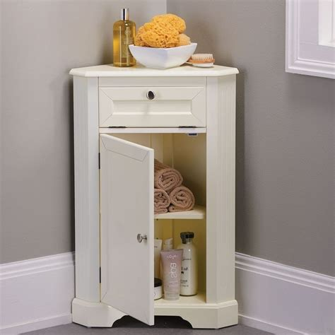 Corner Cabinet For Bathroom Small Corner Bathroom Storage Cabinet