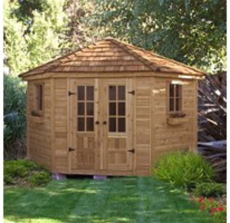 penthouse w floor 9 x 9 outdoor storage shed wood