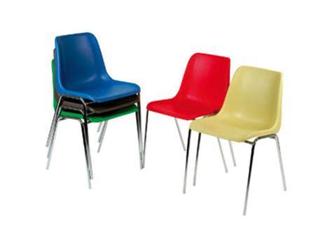 chaises plastique chaise coque plastique contact orexad