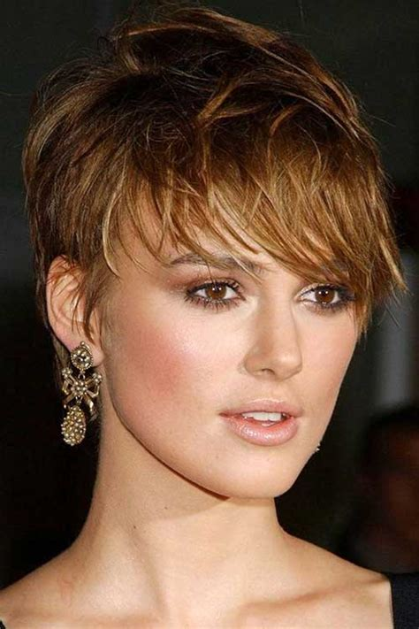 Keira Knightley Hairstyles by 15 Keira Knightley Pixie Haircuts Hairstyles 2017