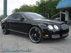 Custom Bentley Gt Bentley Continental Gt Custom Car Gallery Orlando Fl