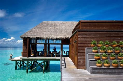 Interior Of Modern Homes 5 Star Conrad Maldives Rangali Resort Island 18 Homedsgn