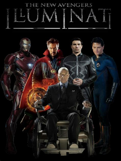 illuminati marvel marvel illuminati by davidbksandrade on deviantart