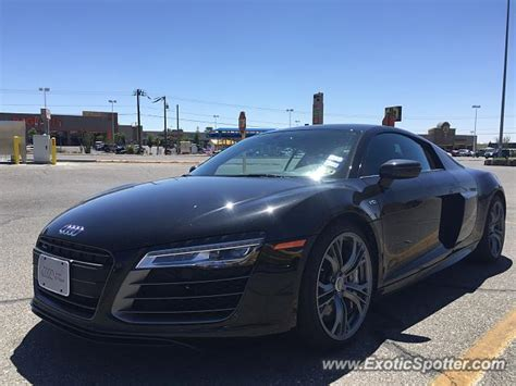 audi r8 spotted in el paso on 04 25 2015