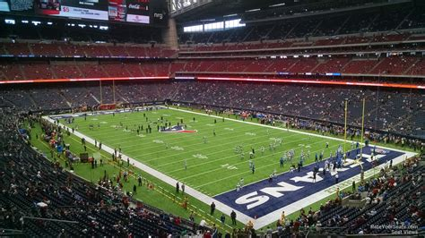 what is section 302 nrg stadium section 302 houston texans rateyourseats com