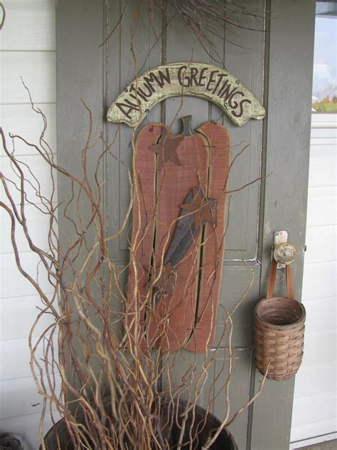 primitive crafts to make my front porch primitive crafts