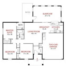 300 Square Floor Plan Homes Real Estate Software