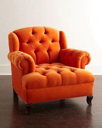 orange armchair 25 best ideas about orange chairs on pinterest peach decor wire chair and