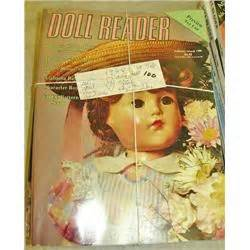 doll reader magazines doll reader magazines 1988 8 issues complet