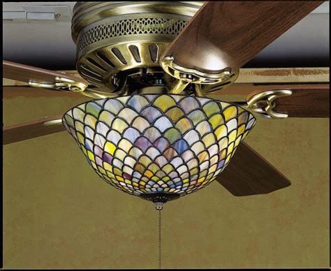 hton bay tiffany style ceiling fans stained glass ceiling fan to decorate your room john