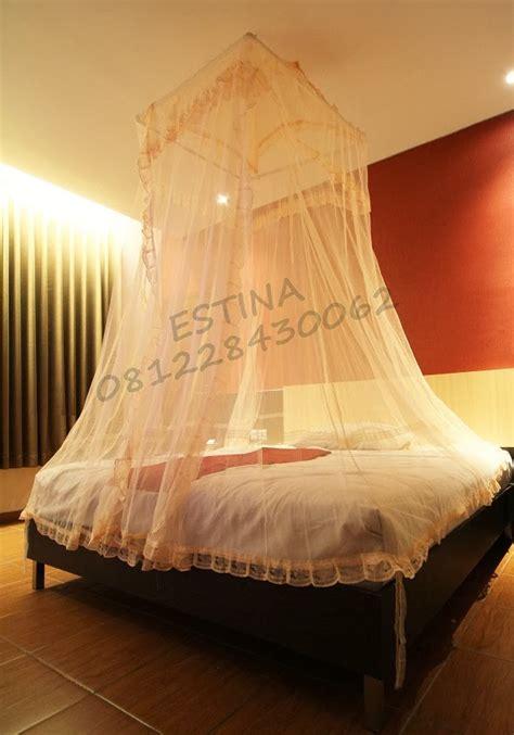 Kelambu Gantung Kelambu Murah jual javan bedcanopy jual kelambu javan bed canopy jual