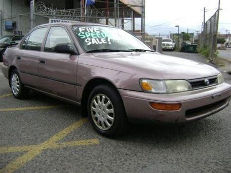 1993 Toyota Specs 1993 Toyota Corolla Data Info And Specs Gtcarlot