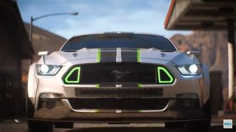 speed mustang new need for speed payback mustang mustang