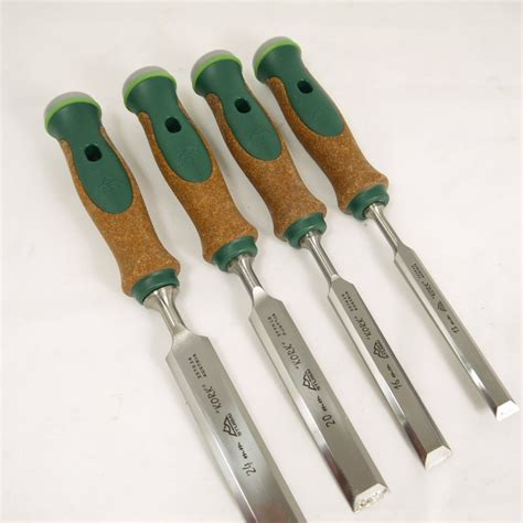 bench chisel set swedish pattern bench chisel set 4 piece woodsmith