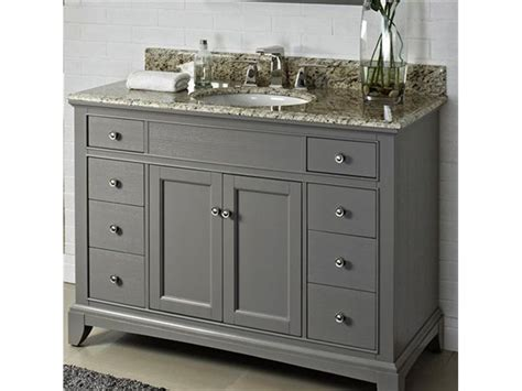 Granite Bathroom Vanities Bathroom Granite Countertop Plus Fairmont Vanities Also Grey Wooden Cabinet Ideas