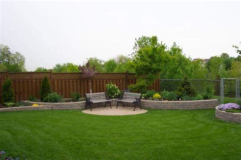 landscape ideas for backyards with pictures garden design 8282 garden inspiration ideas