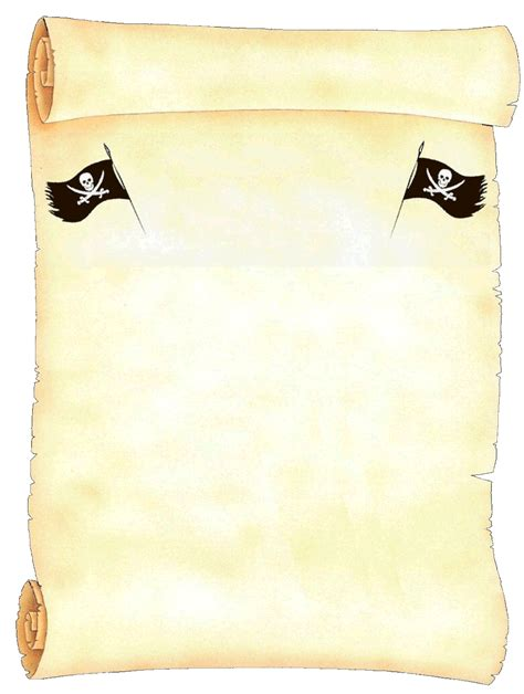 pirate scroll template pin pirate scroll template treasure map on