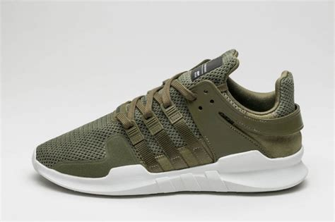 adidas eqt support adv olive cargo sneaker bar detroit