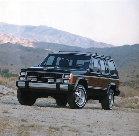 Jeep 174 Heritage 1984 1990 Jeep Wagoneer Limited Xj