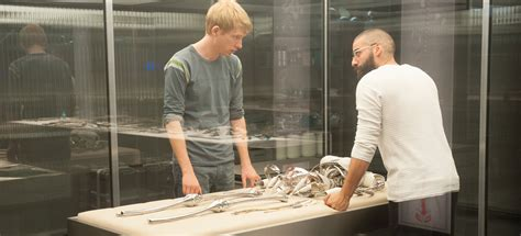 ex machina director ex machina director alex garland talks gender and