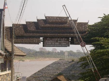 speedboot unfall thailand laos reisebericht