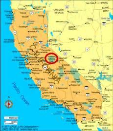 yosemite on map of california jonsent yosemite national park map