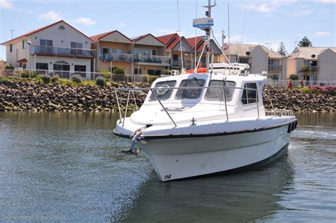 used fishing boats for sale adelaide steber 34 power boats boats online for sale