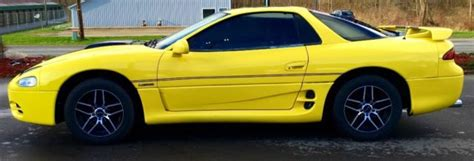94 Mitsubishi 3000gt Specs 94 Mitsubishi 3000gt Sl V6 For Sale Photos Technical