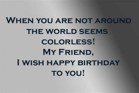 Best Friend Birthday Quotes For Boy by A Unique Collection Of Happy Birthday Wishes To A Best Friend