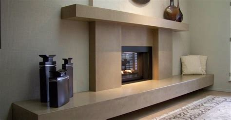 Cast Concrete Fireplace Surrounds by Concrete Fireplace And Fireplace Surrounds The Concrete