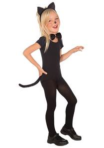 Child Black Cat Kit