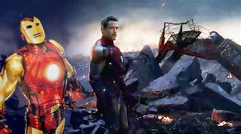tony stark avengers endgame iteration